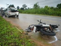 Motorcycle accidents are about probability