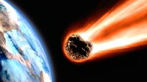 What if the earth was hit by a meteorite