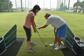 Learning a golf grip