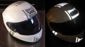 Motorcycle Helmet Reflective Tape